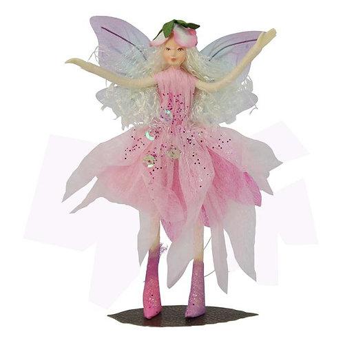 Poseable Fairy Art Doll: Amelia