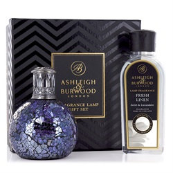 All Because Fragrance Lamp Gift Set