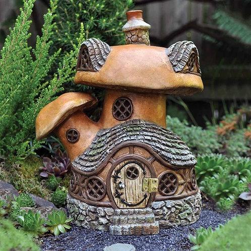 Fiddlehead Mushroom Tavern