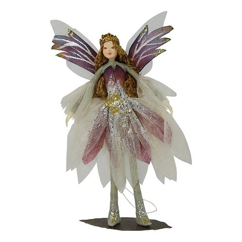 Poseable Fairy Art Doll: Luminara