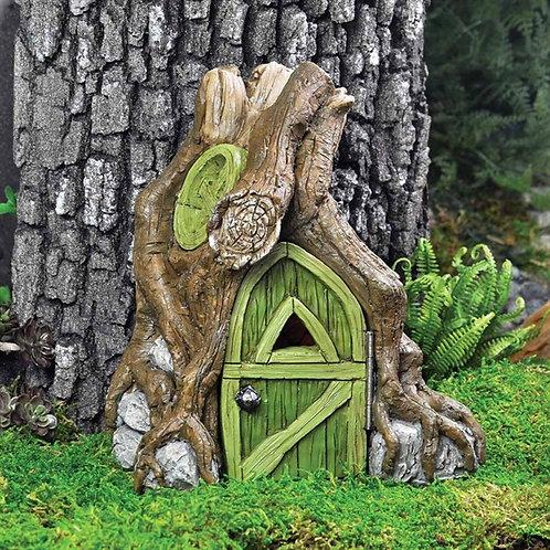 Fiddlehead Fairy Tree Root Foyer