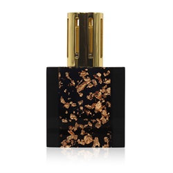 Midnight Rose Gold Fragrance Lamp Gift Set