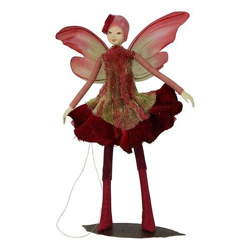 Poseable Fairy Art Doll: Merribelle