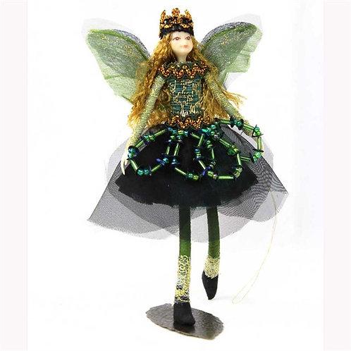 Poseable Fairy Art Doll: Tallulah