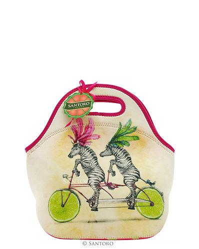 Fruity Scooty Zebras Bag