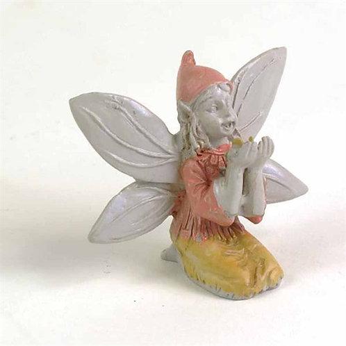 Fiddlehead Butterfly Fairy