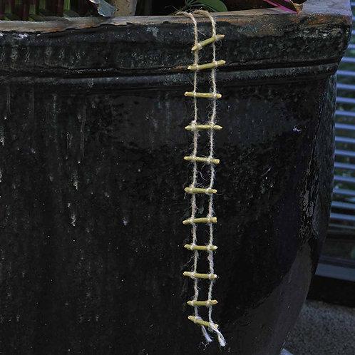 Fiddlehead Rope Ladder