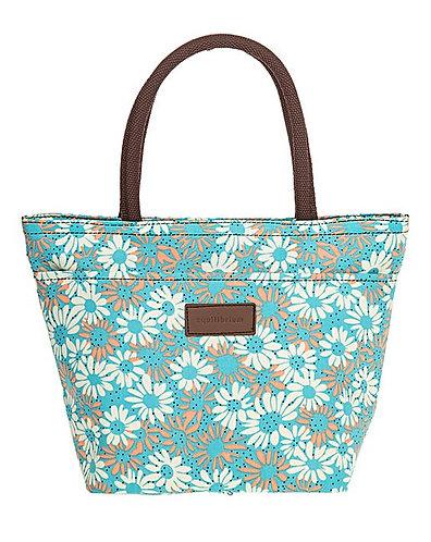 Waterproof Daisy Bag: Blue