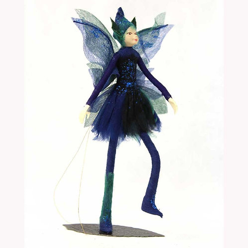Poseable Fairy Art Doll: Cosmia