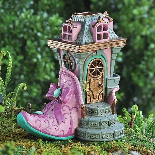 Fiddlehead The Pink Slipper Chateau
