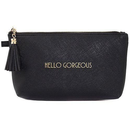 Hello Gorgeous Cosmetic Bag