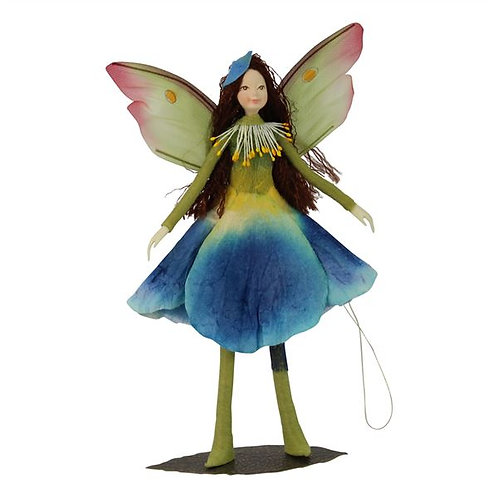 Poseable Fairy Art Doll: Iris