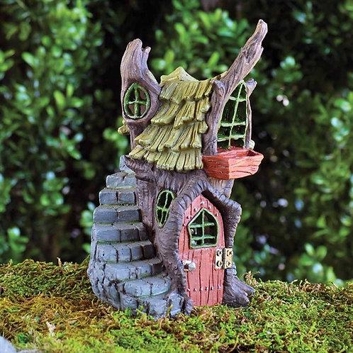 Fiddlehead Stump Cottage