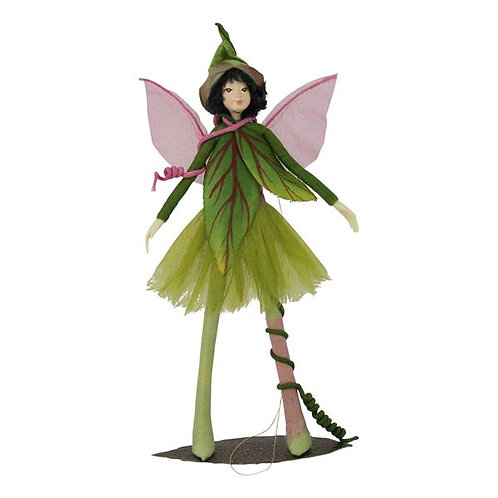 Poseable Elf Art Doll: Ren