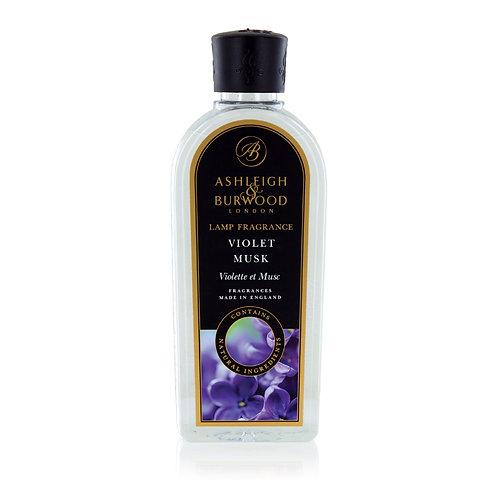 Violet Musk Lamp Fragrance 500ml