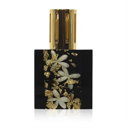 Midnight Gold Jasmine Fragrance Lamp Gift Set
