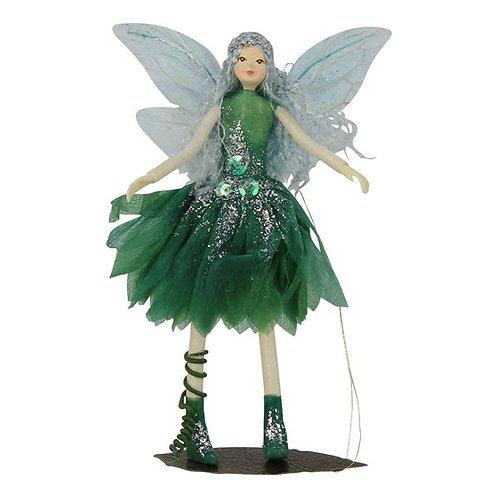 Poseable Fairy Art Doll: Bess