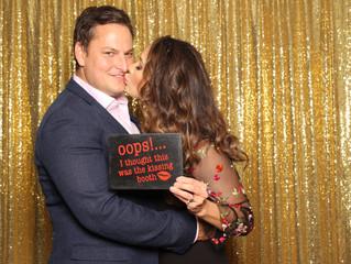 Village Hotel Bournemouth Photo Booth - Kerri & Claire's 40th birthday