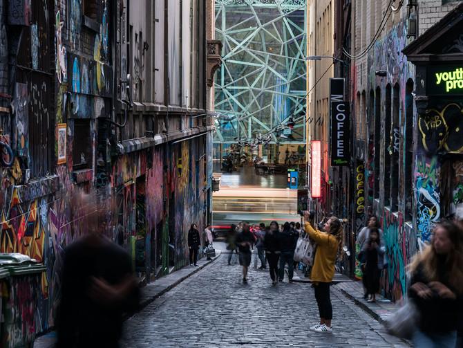 """Melbourne """"Most Liveable City"""" 2017"""