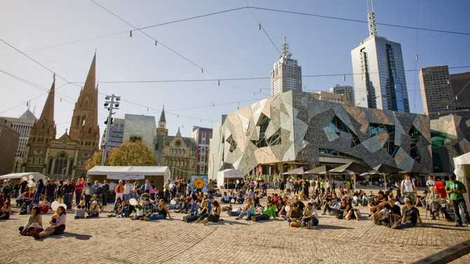 Top Tourist Attractions In Melbourne