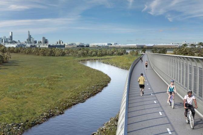 2030: Melbourne CBD to Be Car Free