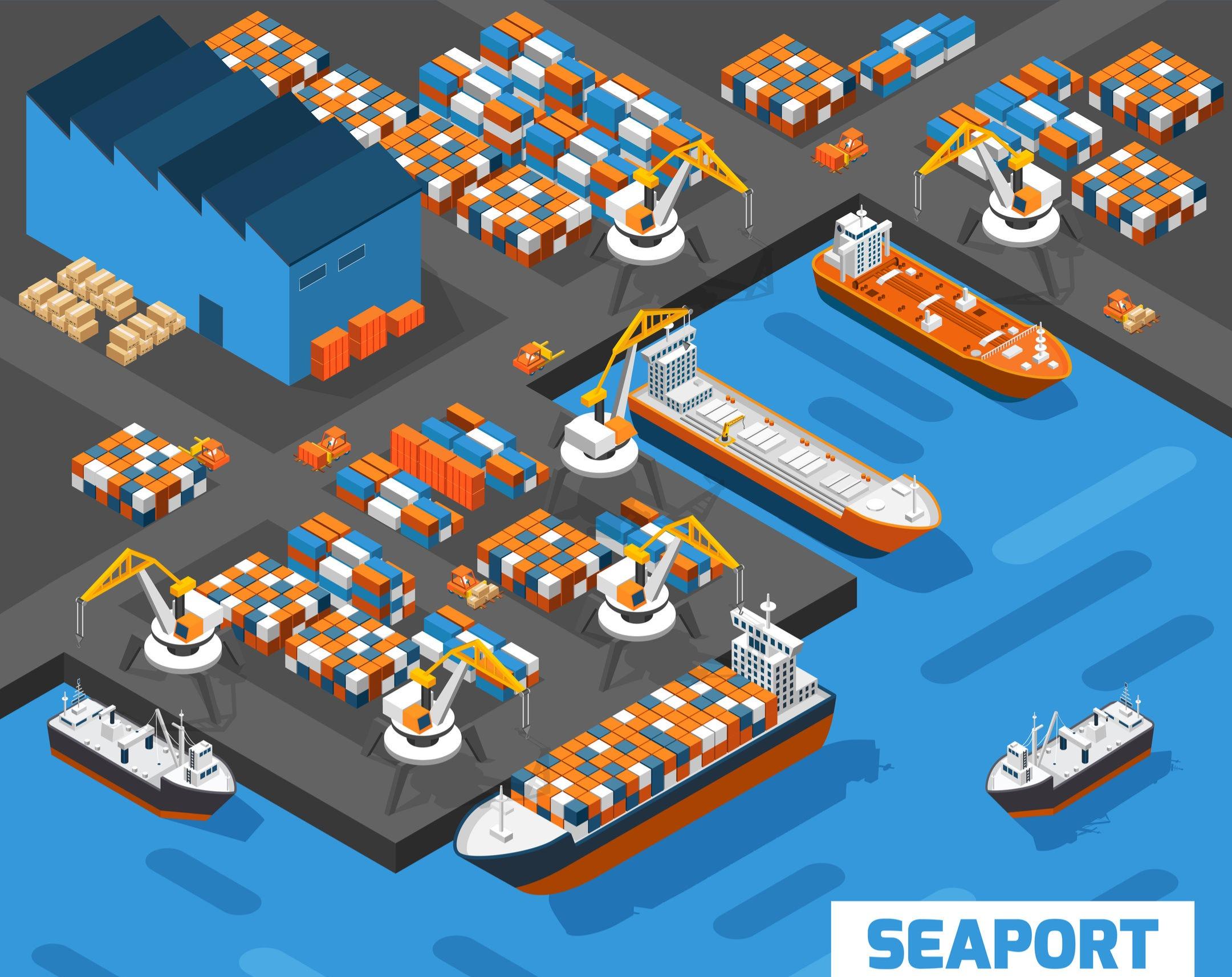 @ Sea Ports