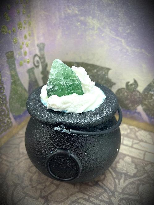 Clarity Bath Potion Cauldron