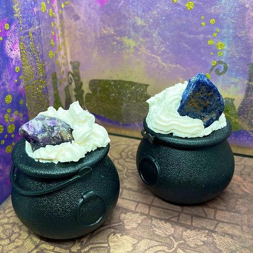 Calming Bath Potion Cauldron