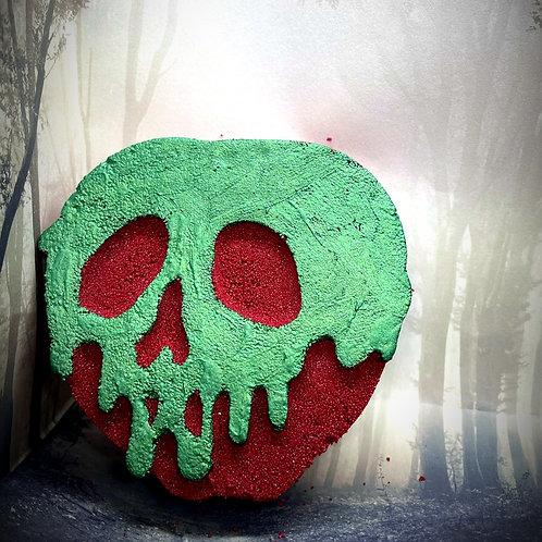 Poison Apple Bath Bomb