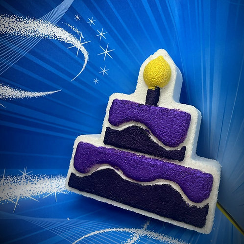 Ace of Cakes Pride Bath Bomb