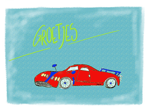 Groetjes (auto)