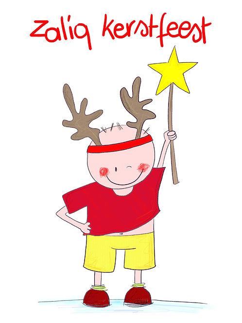 Zalig kerstfeest (Rube)