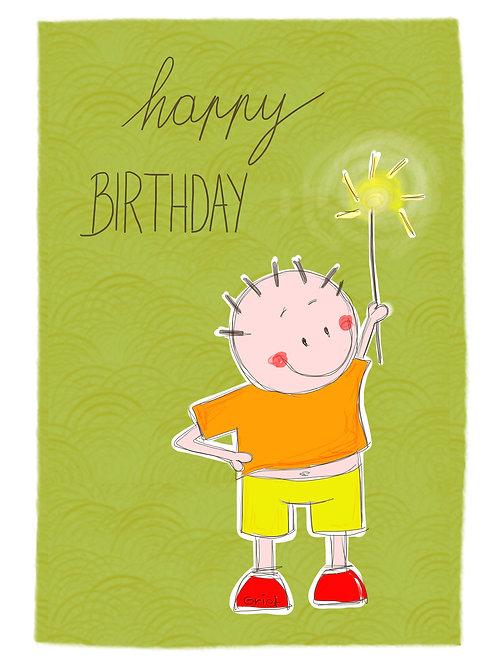 Happy Birthday (Rube)