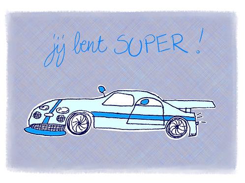 Jij bent super (auto)