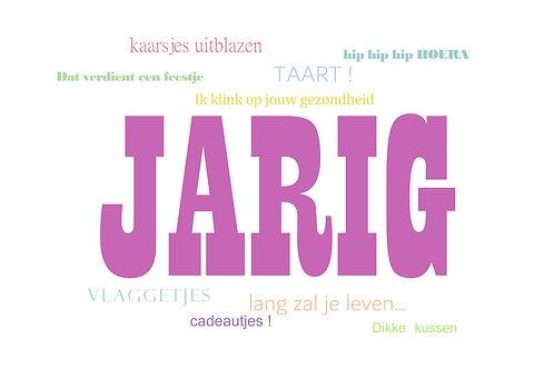 Jarig