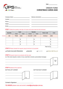 2020 Order Form_Corporate