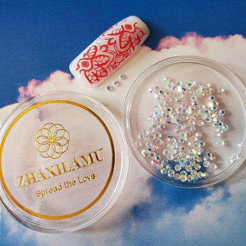 ZHAXILAMU Mandalas Jewelry Box #8e (1 box)