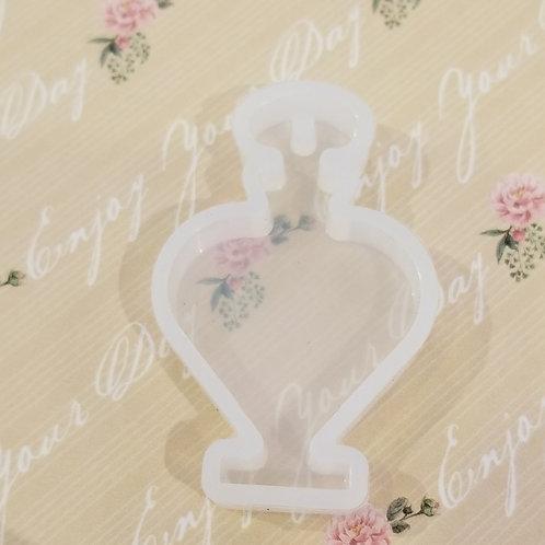 DIY Perfume Bottle Mould -Accessories 香水瓶高級樹脂模具 1個