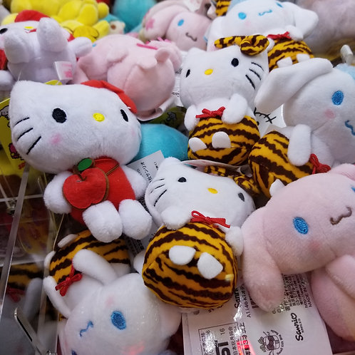 Claw Machine Plush Toys 正版公仔批發零售 Wholesale Retail (100 pieces up)
