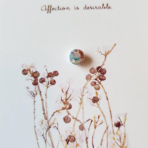 ZHAXILAMU Nail Jewelry Perfect Circle #2 (1 piece)
