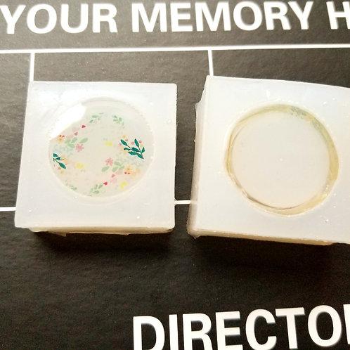 DIY Mini Case -Accessories 小盒子高級樹脂模具 1個