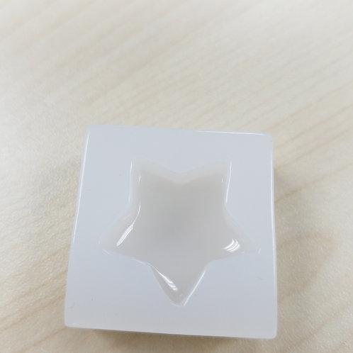 DIY Star Mould -Accessories 星星高級樹脂模具 1個