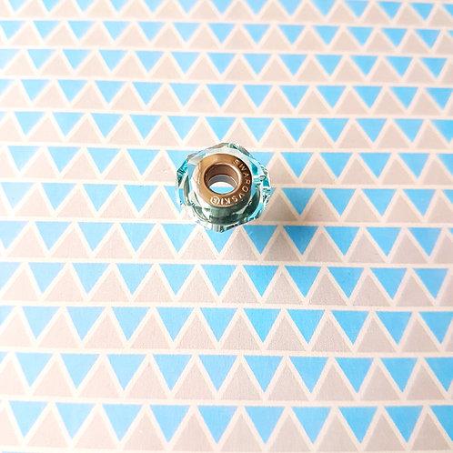 CHARMS 施華洛世奇 藍色水晶 串飾 Swarovski Blue Crystals 1 piece (單顆)