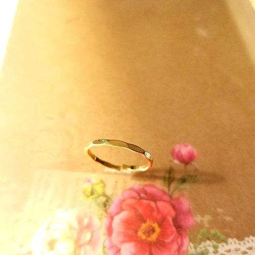 RING-Golden Sweetie Heart 金色之戀戒指