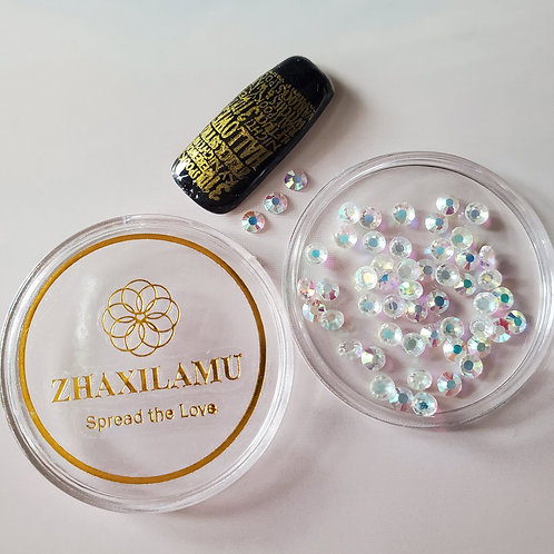 ZHAXILAMU Mandalas Jewelry Box #8a (1 box)
