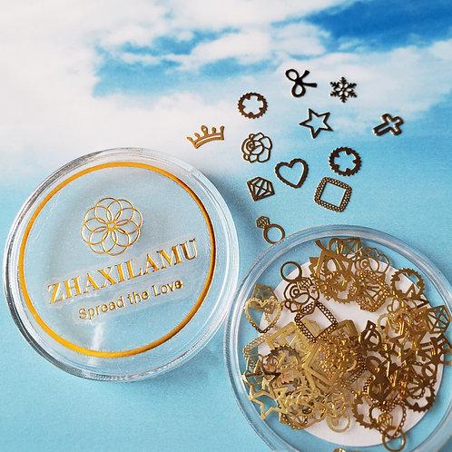 ZHAXILAMU Mandalas Jewelry Box #2 (1 box)