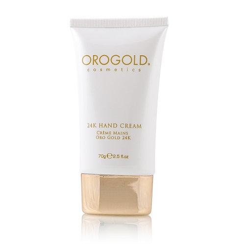 Orogold 24K Hand Cream 70g OROGOLD24K純金納米潤手霜