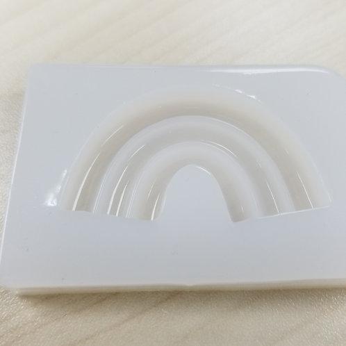 DIY Rainbow Mould -Accessories 彩虹高級樹脂模具 1個