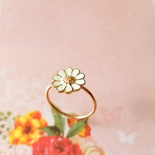 RING 戒指- 花芯之美 指舞系列 Beautiful Flower Finger Play