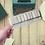 Thumbnail: Designers' Nail Wraps -Tintark #12